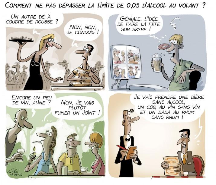 Caricature du 10 août ()