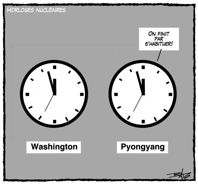 Caricature du 10 août... | 2017-08-09 00:00:00.000