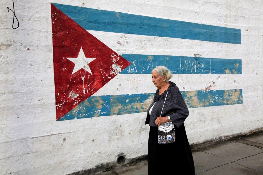 Au moins un diplomate canadien en mission à Cuba a dû être... (ARCHIVES REUTERS)