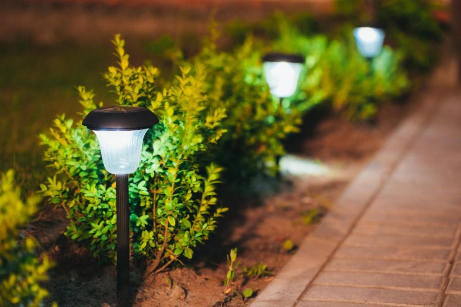 L'offre de produits d'éclairage à énergie solaire est... (Photo Thinkstock)