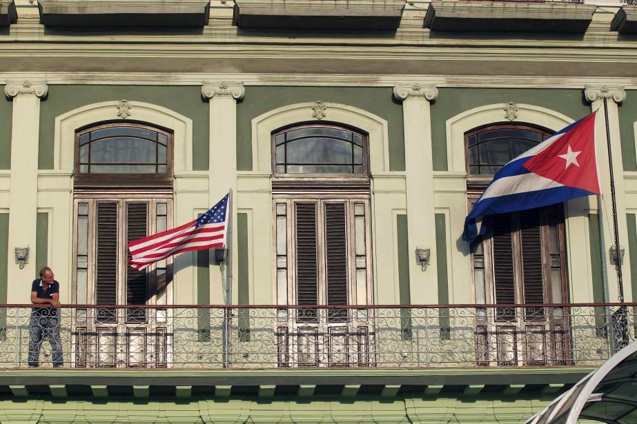 Le gouvernement cubain a fait part de sa «profonde... (Photo archives REUTERS)