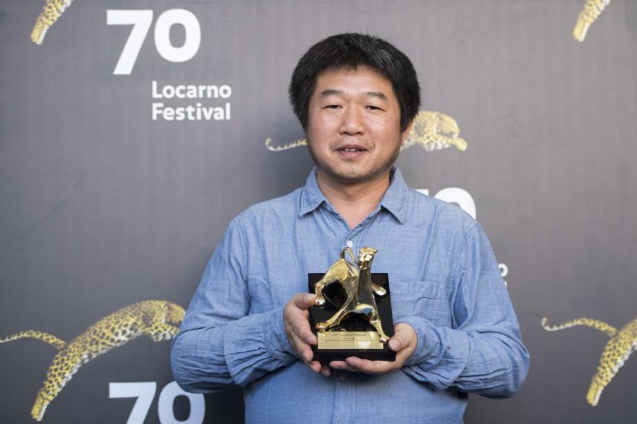 Le cinéaste chinois Wang Bing... (PHOTO Urs Flueeler, Keystone/AP)