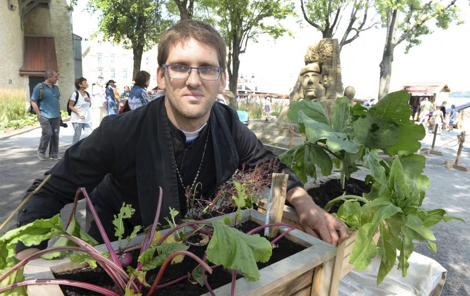 François Antaya, alias «Monsieur le curé» | 12 août 2017