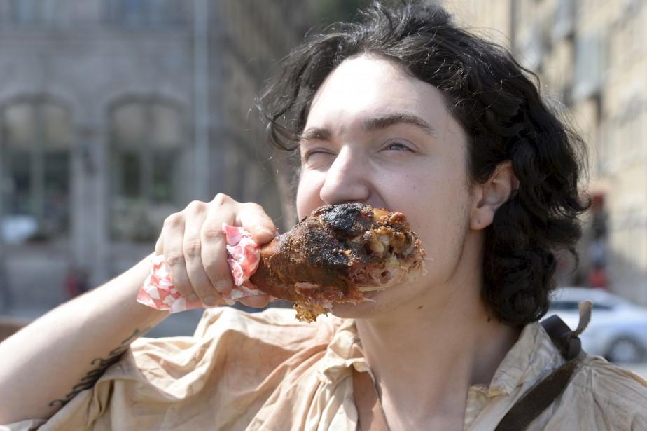 À l'époque de la Nouvelle-France, il y avait de nombreux «jours maigres» où les habitants ne pouvaient pas manger de viande... | 12 août 2017
