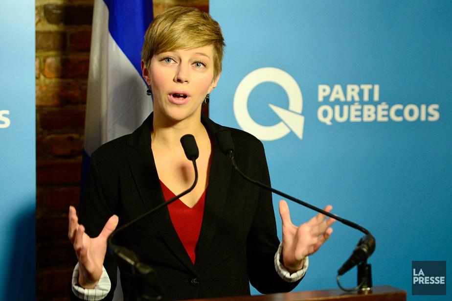 Gabrielle Lemieux a été candidate pour le PQ... (PHOTO ARCHIVES LA PRESSE)