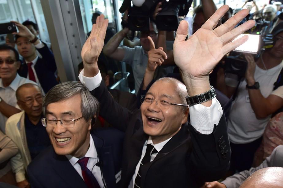 Hyeon Soo Lim... (Photo La Presse canadienne)