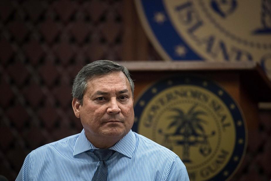 Eddie Calvo, un républicain comme Donald Trump, juge... (PHOTO Ed JONES, AGENCE FRANCE-PRESSE)