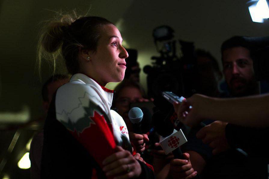 Contrainte de rater les sélections olympiques, Marianne St-Gelais... (PHOTO OLIVIER JEAN, LA PRESSE)
