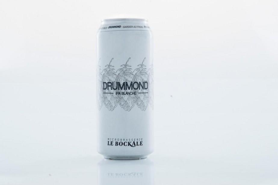 La Drummond de laMicrobrasserie Le BockAle... (Photo Marco Campanozzi, La Presse)