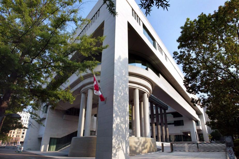 Les 13 consulats canadiens aux États-Unis s'affairent à... (Photo Doug Mills, AP)