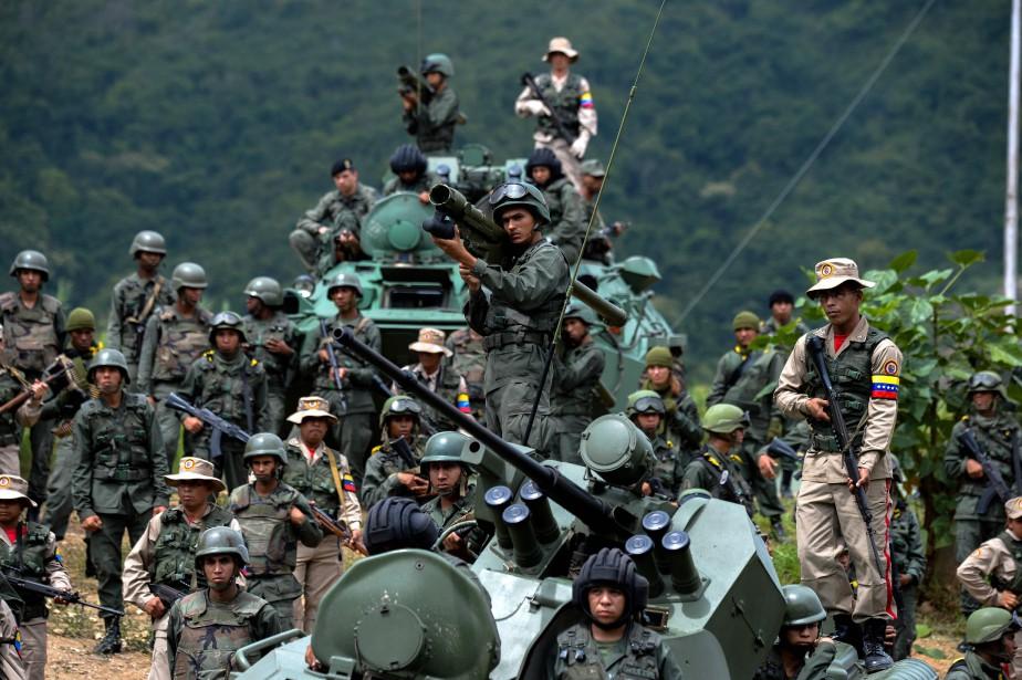 Selon l'ancien maire de Chacao, les «opinions» de... (Photo FEDERICO PARRA, AFP)