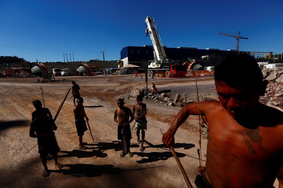 L'État de Mato Grosso, au coeur de la... (ARCHIVES REUTERS)