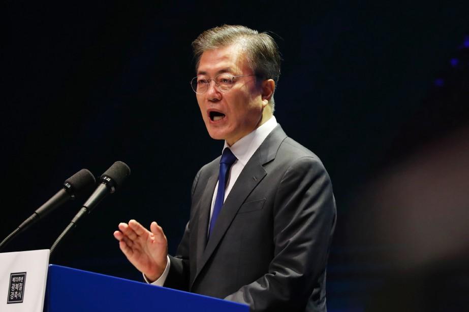 «J'empêcherai la guerre à tout prix», a déclaré... (PHOTO AFP)