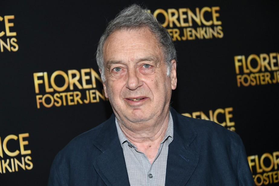 Le réalisateur britannique Stephen Frears... (Photo archives AP)