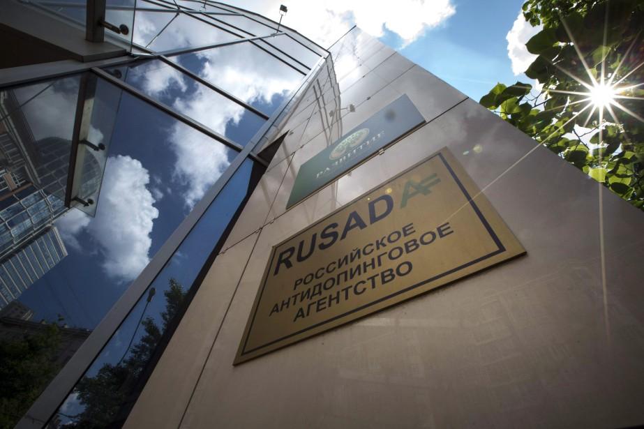 Les principaux dirigeants parlent d'«une nouvelle RUSADA», désireuse... (Photo Alexander Zemlianichenko, archives AP)