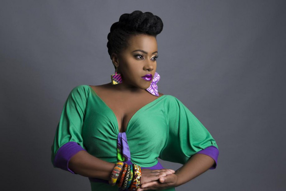 Etana sera en spectacle dimanche, à 19h, au Festival... (Photo fournie par le Festival international reggae de Montréal)