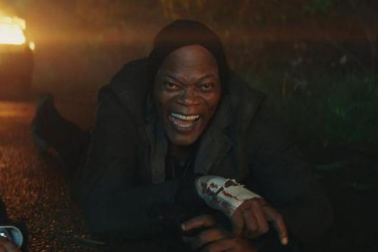 Samuel L. Jackson dans The Hitman's Bodyguard... (Photo fournie par Lionsgate)