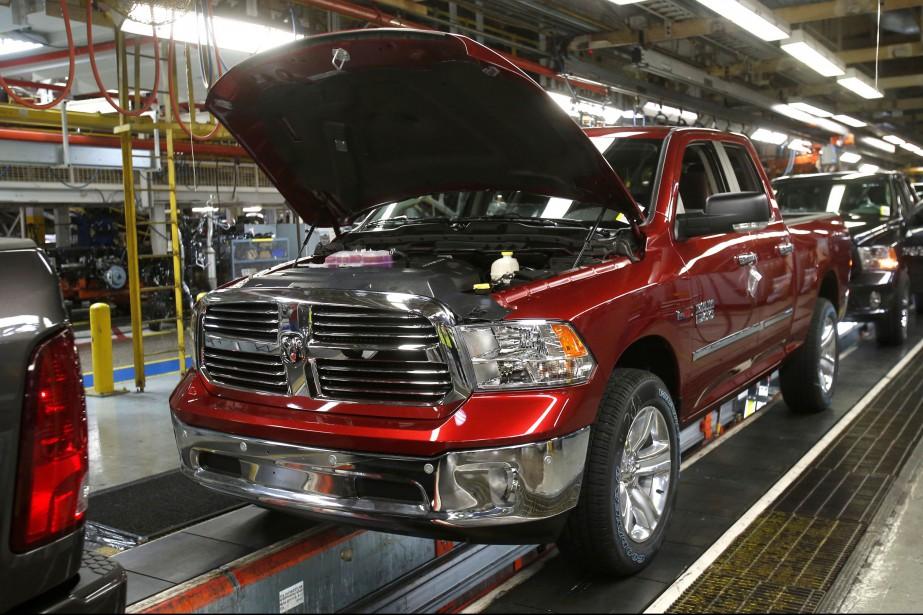 Les marques Ram et Jeep sont particulièrement convoitées... (Photo : REUTERS)