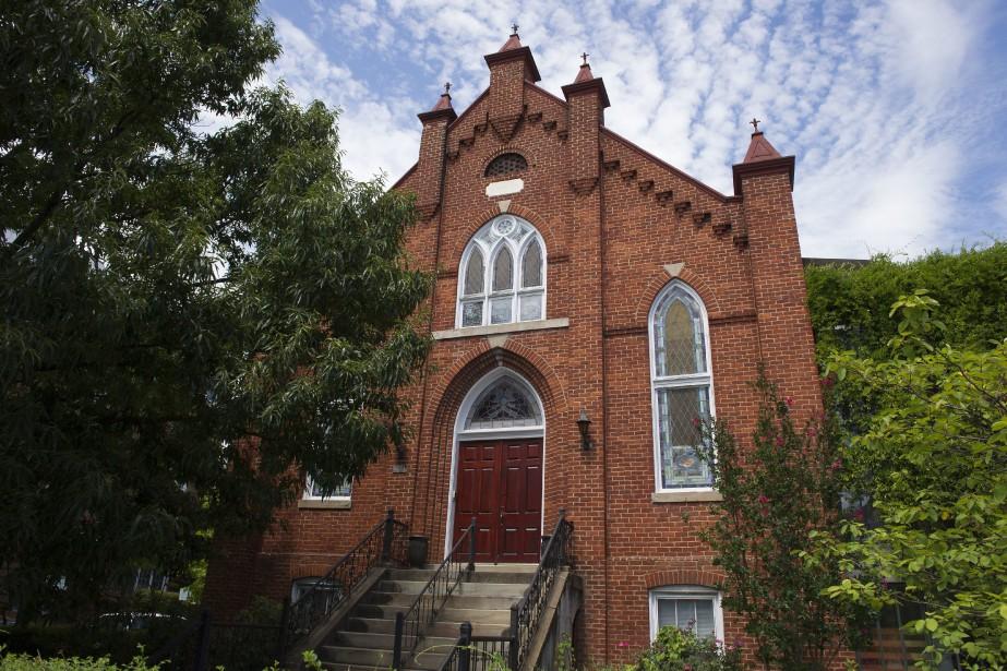 La synagogue a embauché un gardien de sécurité... (Photo AP)