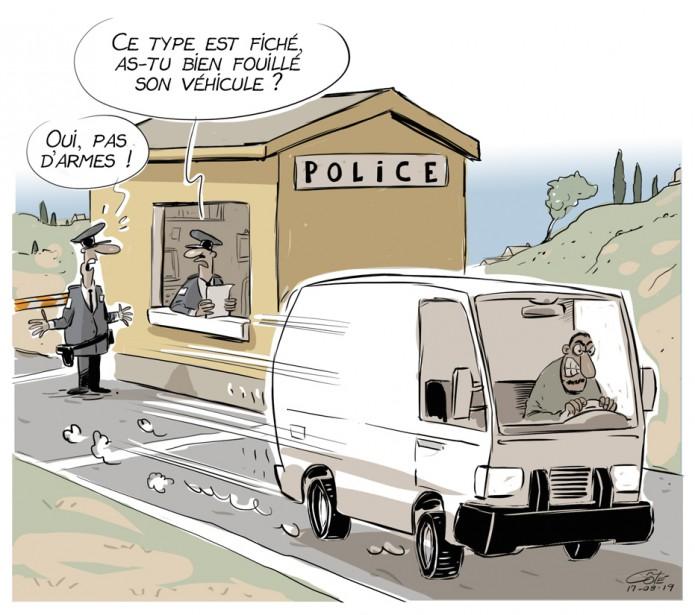 Caricature du 19 août (Le Soleil, André-Philippe Côté)