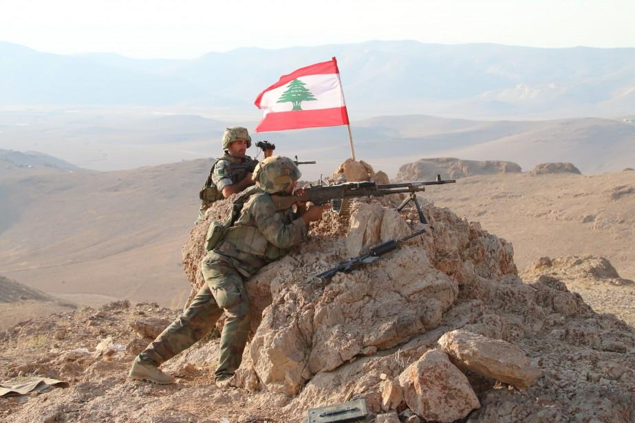 Le Jouroud Aarsal a été utilisé comme refuge... (Photo AFP)