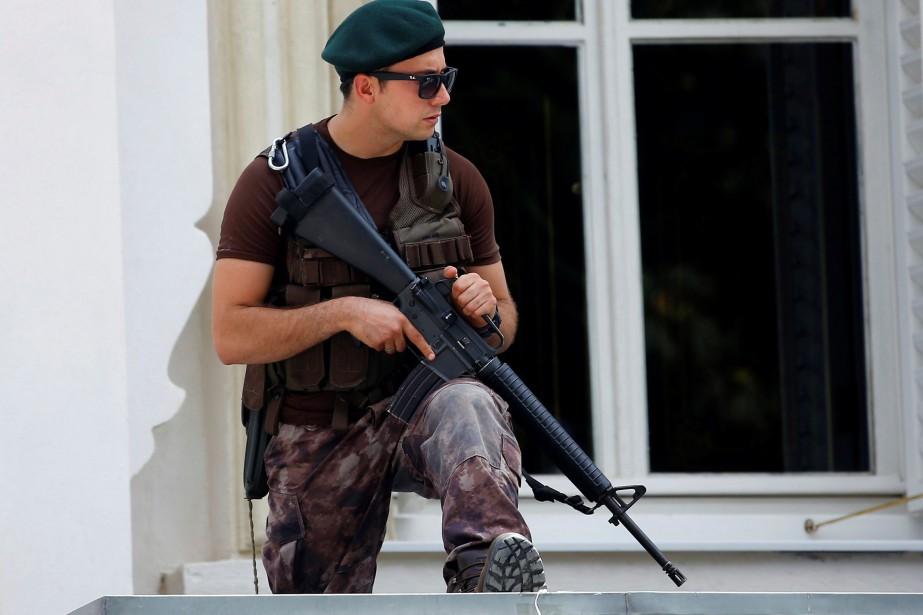 La Turquie a été la cible en 2016... (Photo Reuters)
