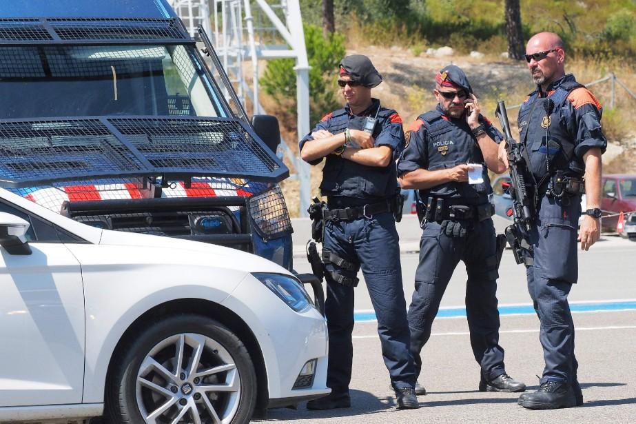 Il pourrait y avoir un quinzième mort, dans... (Photo AFP)
