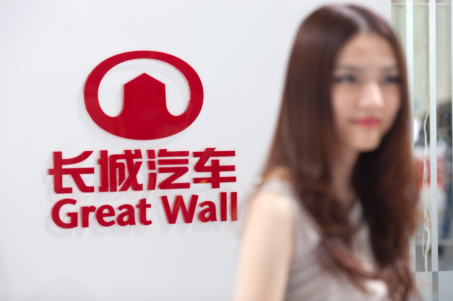 Great Wall Motor, notamment connu pour ses SUV... (Photo Ed Jones, Archives Agence France-Presse)