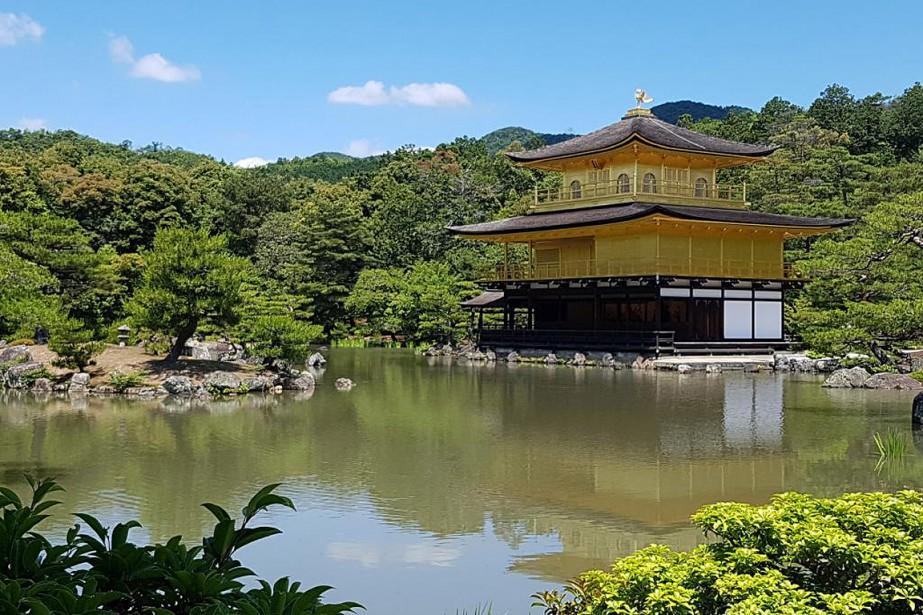La ville de Kyoto est considérée comme la... (PHOTO JULIE ROY, COLLABORATION SPÉCIALE)