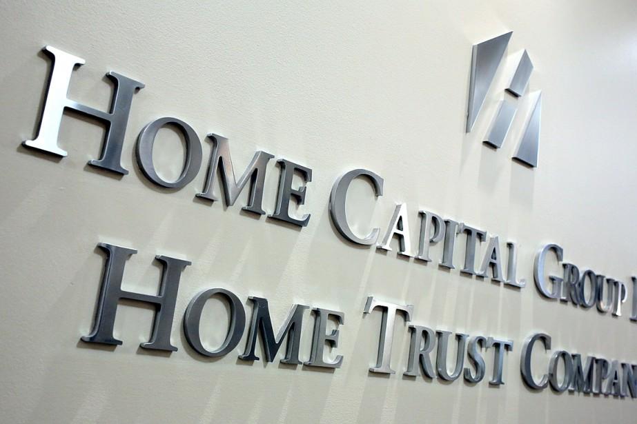 Le siège social de Home Capital Group à... (PHOTO CHRIS HELGREN, ARCHIVES REUTERS)