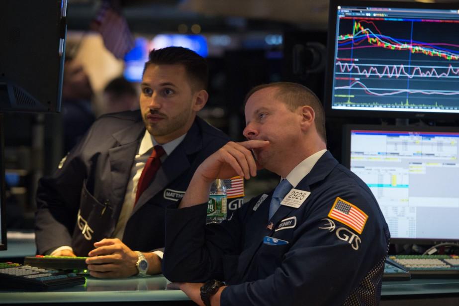 «Certains craignaient que le mouvement de vente observé... (AFP)