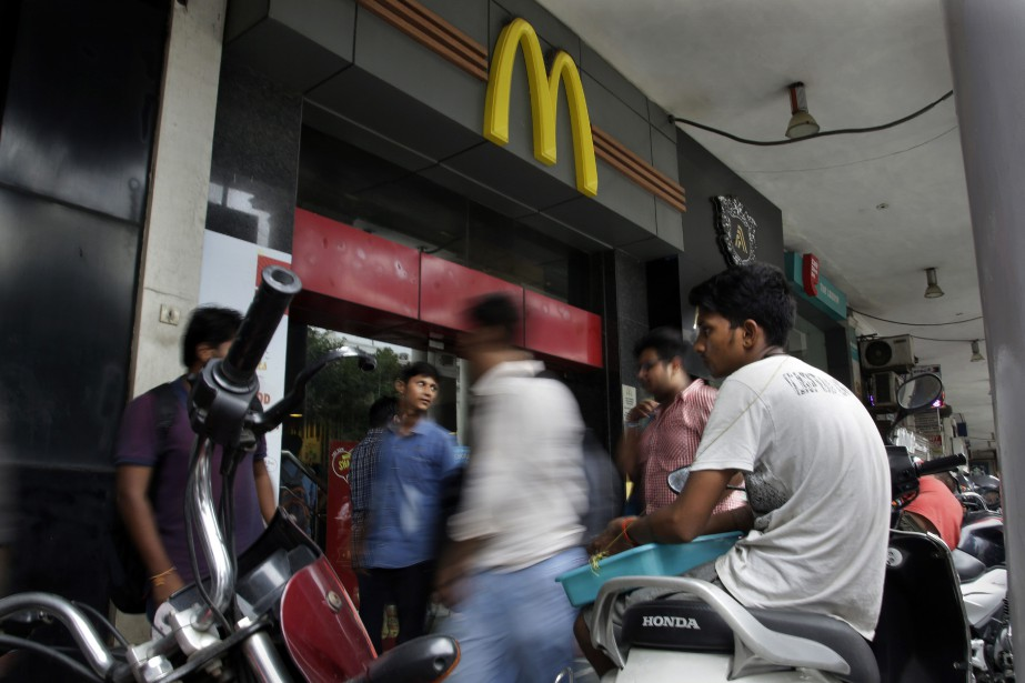 McDonald's affirme que son partenaire Connaught Plaza Restaurants n'a... (AP)