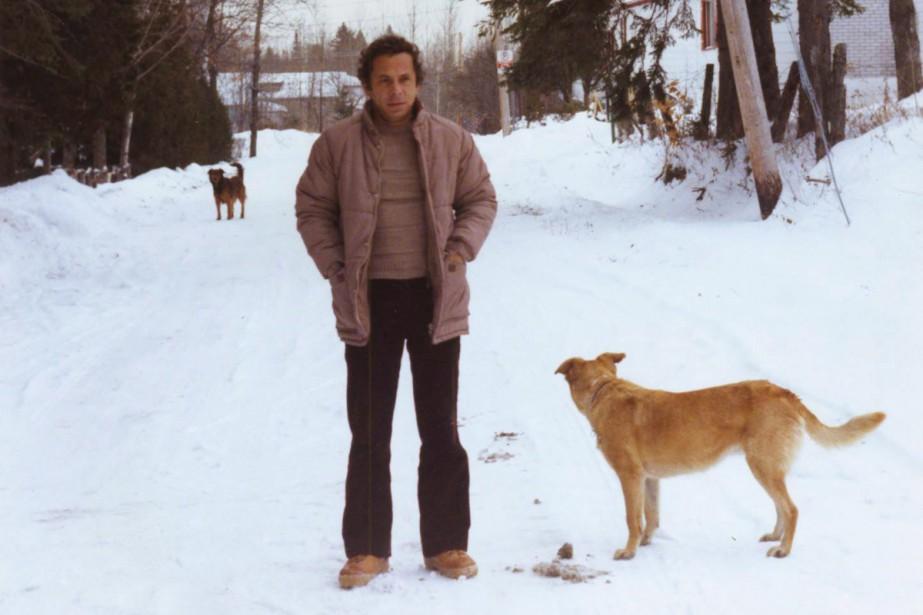 Une des rares photos de Réjean Ducharme.... (PHOTO ARCHIVES LA PRESSE CANADIENNE)