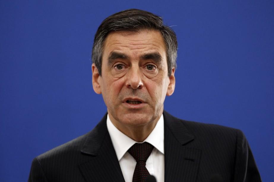 François Fillon va rejoindre la société de gestion... (PHOTO ARCHIVES REUTERS)