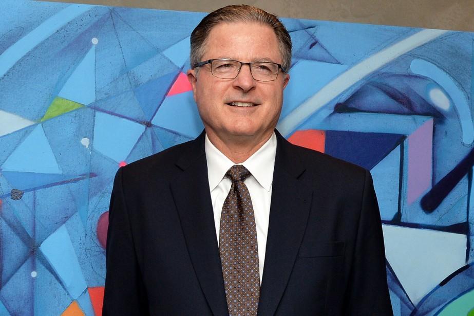 John Watson, PDG actuel de Chevron.... (PHOTO ARCHIVES AFP)