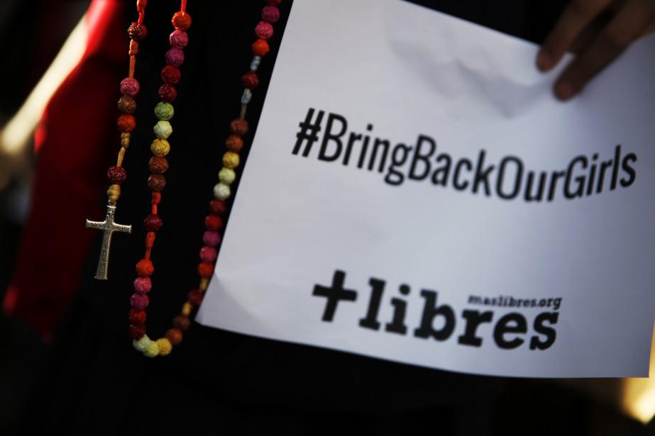 En avril 2014 l'enlèvement à Chibok dans le... (REUTERS)