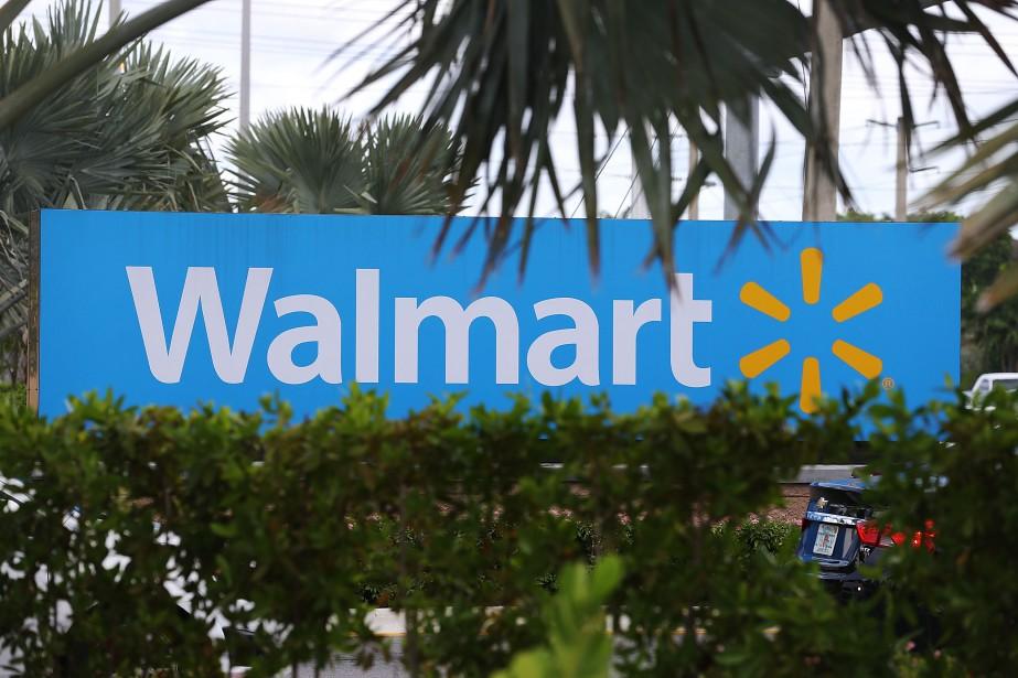 Walmart, le plus grand détaillant de la planète,... (AFP)
