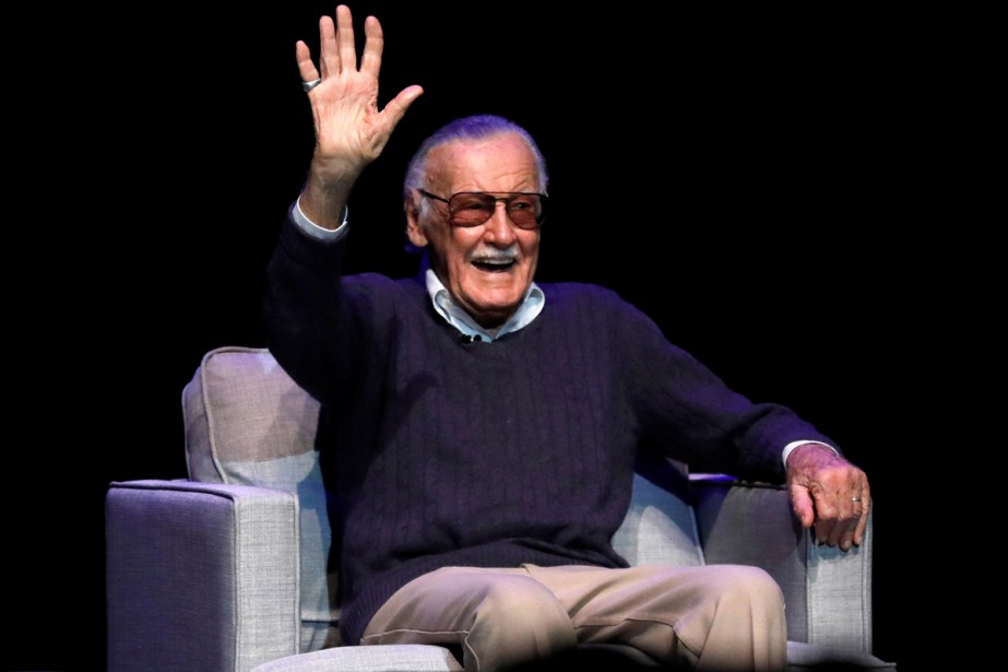 Stan Lee... (PHOTO ARCHIVES REUTERS)