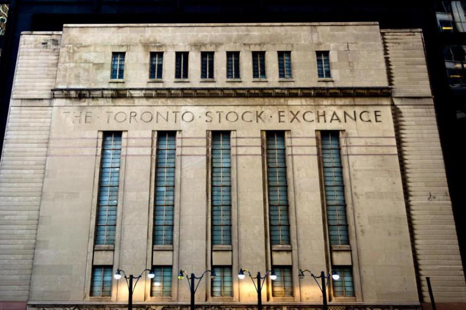 La Bourse de Toronto... (photo brent lewin, archives bloomberg)