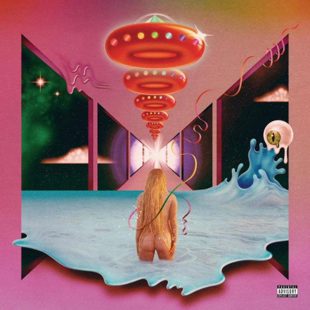 Rainbow, de Kesha... (PHOTO FOURNIE PAR Kemosabe Records/RCA Records, ASSOCIATED PRESS)