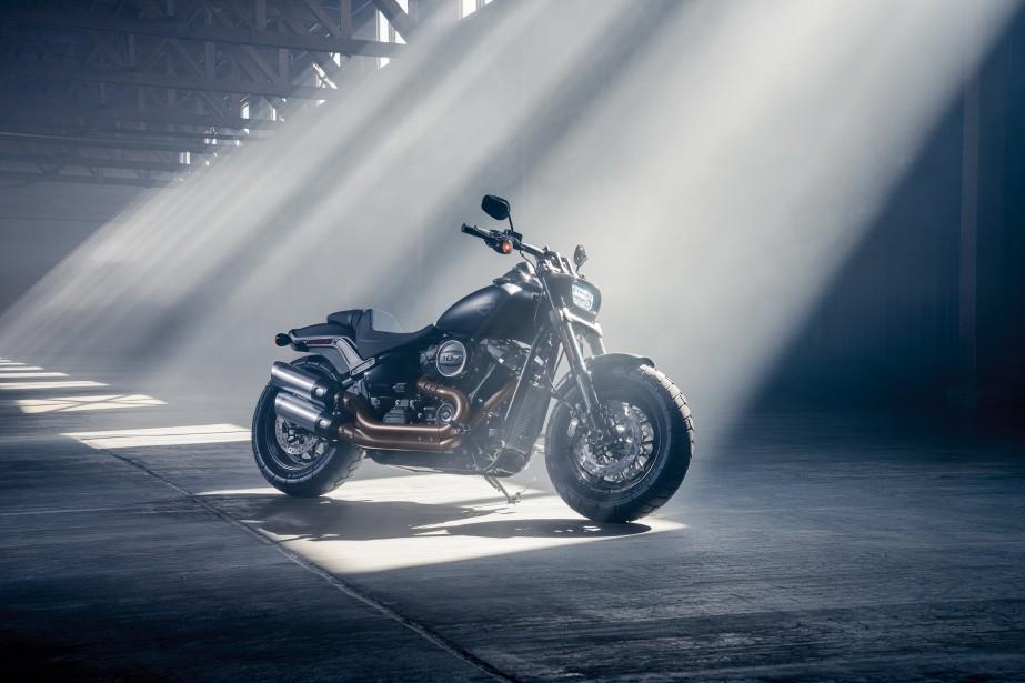 Renouveau de la gamme Harley-Davidson en 2018 (Photo : Harley-Davidson)