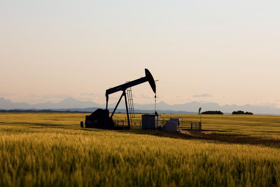 En Alberta, les redevances pétrolières versées au gouvernement... (PhotoTodd Korol, Reuters)