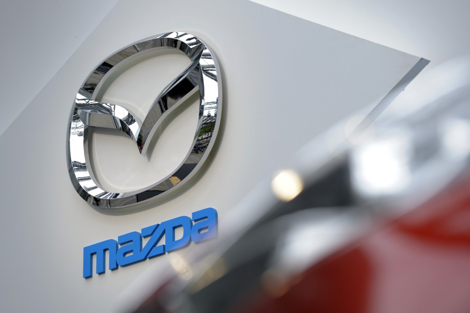L'enquête a permis de révéler que Mazda avait... (La Presse Bloomberg)