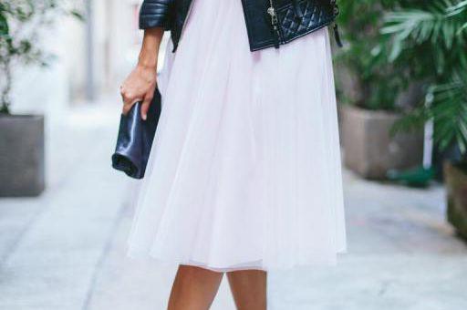 La jupe en tulle favorise pratiquement toutes les... (PHOTO GENEVA VANDERZEIL, FLICKR)