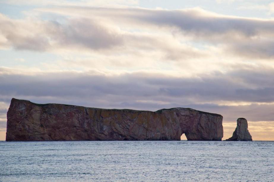 Seulement pour le mois de juillet, Tourisme Gaspésie... (Photo François Roy, Archives La Presse)