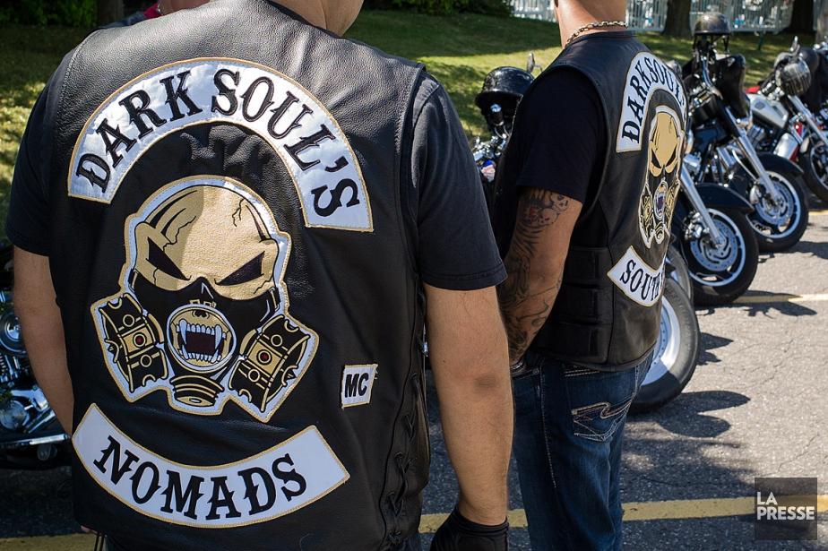 Les Dark Soul's sont un club affilié aux... (PHOTO EDOUARD PLANTE-FRÉCHETTE, ARCHIVES LA PRESSE)