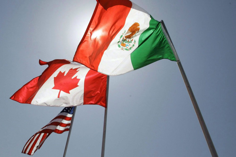Plus tôt ce mois-ci, le Canada, les États-Unis... (ARCHIVES AP)