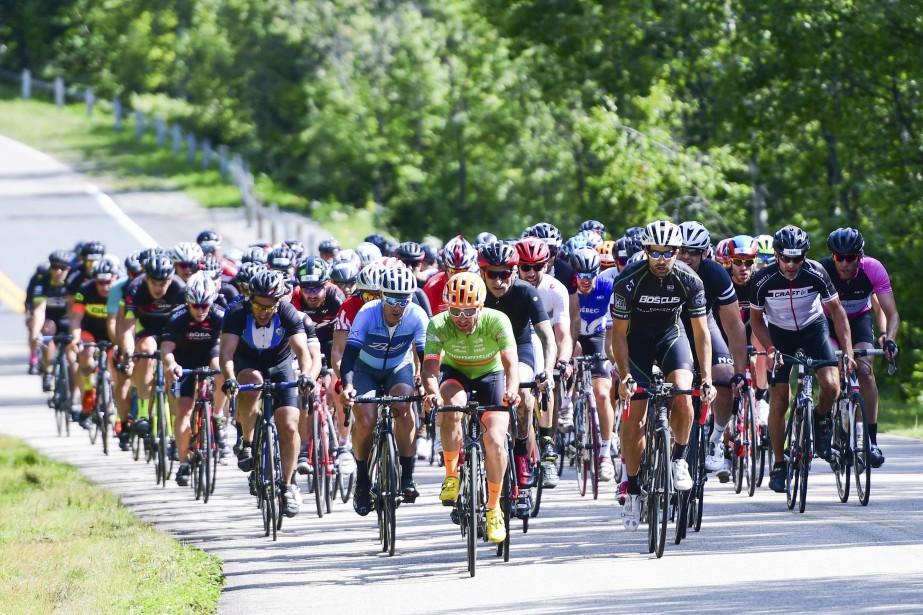 Ce sont 5000personnes qui ont pris part aux différentes disciplines de vélo de route, de vélo de montagne, de course à pied et de marche cette fin de semaine lors des Défis du parc. | 27 août 2017
