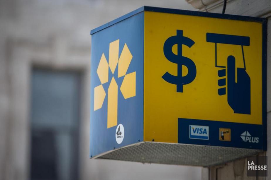 La Banque Laurentienne dévoilera mardi ses résultats trimestriels.... (Photo Ivanoh Demers, Archives La Presse)
