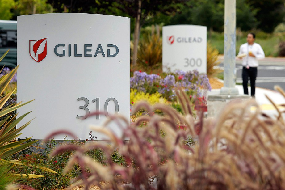 Le siège social de Gilead Sciences à Foster... (PHOTO ERIC RISBERG, ARCHIVES ASSOCIATED PRESS)